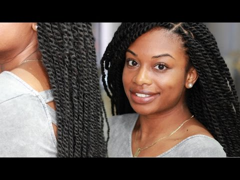 All About My Marley Twists /  Senegalese Twists