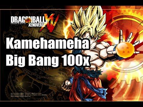 Dragon Ball Xenoverse - Dica #44 - Como conseguir o Kamehameha Big Bang 100x