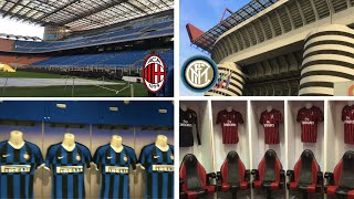 SAN SIRO STADIUM TOUR