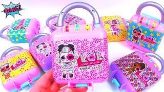 Download LOL Surprise Unboxing! КУКЛЫ ЛОЛ СЕКРЕТНЫЙ КОД ! НОВЫЕ СЮРПРИЗЫ КУКЛЫ РАСПАКОВКА Мультики для детей Video