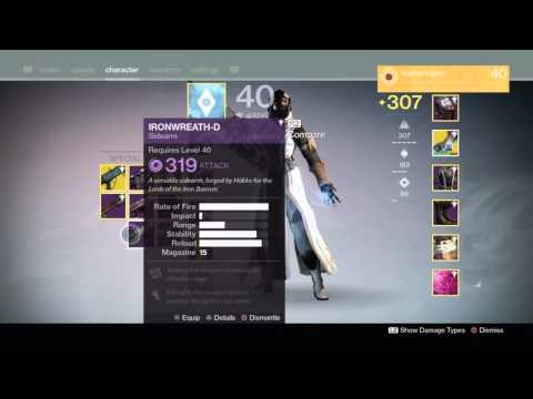 The God Roll
