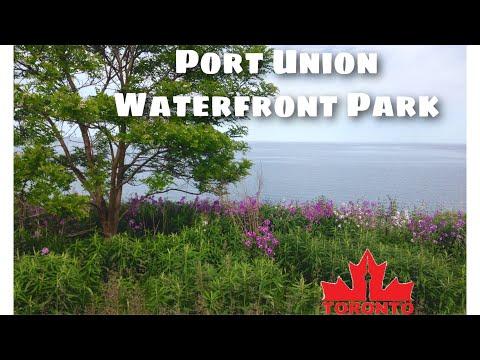 Port Union Waterfront Park - Toronto