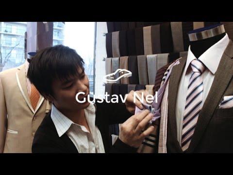 Wild Rose Tailors Custom Suits Calgary Filmed and Edited by Gustav Nel
