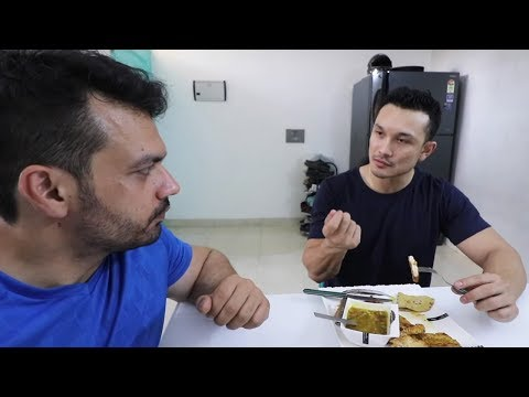Cooking Chicken For Jeet Selal - FitMuscle TV