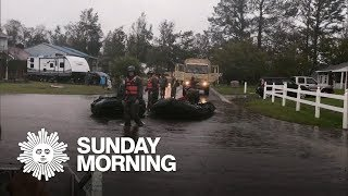 Rescuing Florence victims