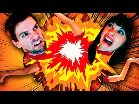 THE EXPLODING PEOPLE SHOW | Mortal Kombat X Brutalities Part 3