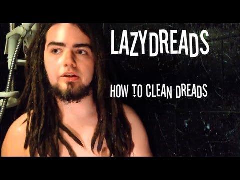 How To Wash Dreadlocks!