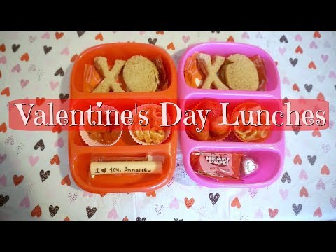 A Week Of Valentine's Day lunches!
