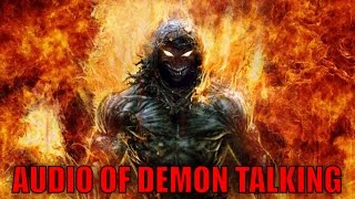 MUST WATCH! DEMON TALKING OUT OF TEENAGE GIRL DESCRIBES THE DEVIL, HELL & HEAVEN