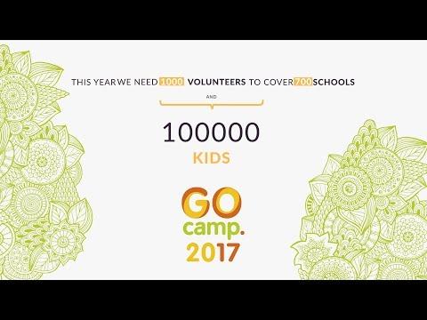 Ukraine Goes Global. GoCamp volunteers update March 2017