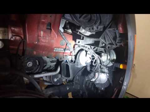 HID Fog light Conversion on 2012 Mini Cooper S (How to)