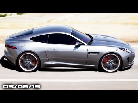 New Porsche 911, Jaguar F-Type Coupe, Toyota CEO Racing, Red Bull RX-7 Up A Mountain, & CoW!