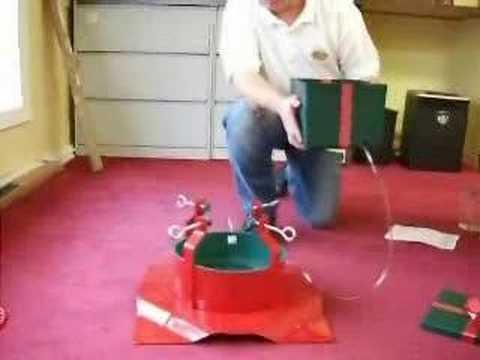 Christmas Tree Gift Waterer