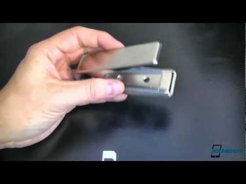 How to Cut Your GSM SIM into a MicroSIM