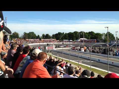 NASCAR Canadian Tire Series at Sunset Speedway