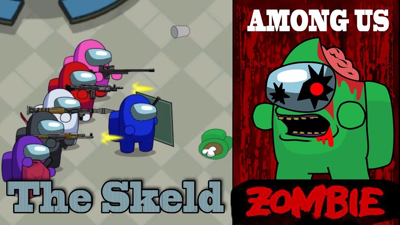AMONG US Zombie Animation Season 1 - The Skeld