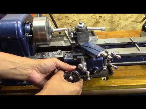 Journey to Journeyman, Episode 17.  How to make a bushings for a headlight motor.