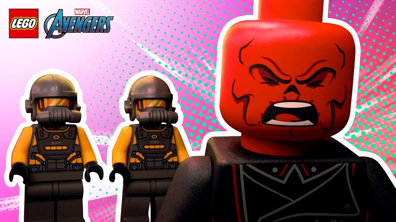 "LEGO Marvel Avengers: Climate Conundrum – Episode 3: ""Wild Weather"""