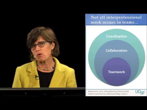 What makes a Team  Teams and teamwork in healthcare 5/7