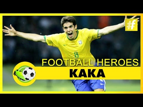 Kaka | Football Heroes | Full Documentary