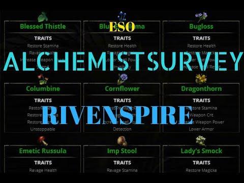 ESO ALCHEMIST SURVEY RIVENSPIRE