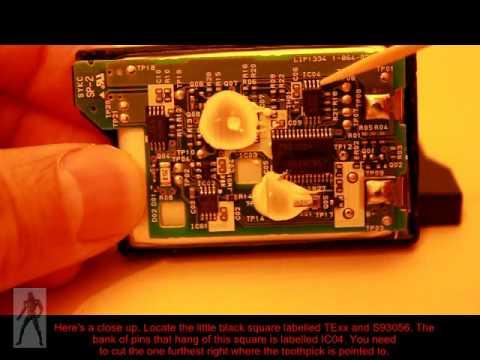 How to make a pandora battery HARDMOD