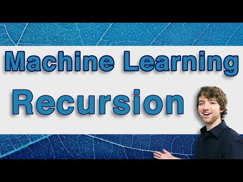 Machine Learning and Predictive Analytics -  Recursion - #MachineLearning