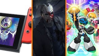 Pokemon on Switch WHEN + Friday the 13th ABANDONED? + Mighty No 9 Trainwrecks Harder - The Know