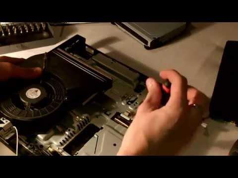 Playstation 3 mit E3 Flasher Downgrade 4.75 zu 3.55