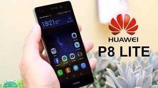Huawei P8 Lite dual SIM recensione in italiano by GizChina.it