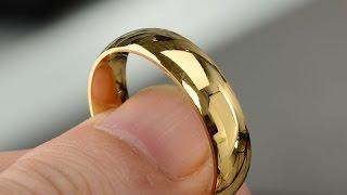 لماذا يوضع خاتم الزفاف في اليد اليسري ؟