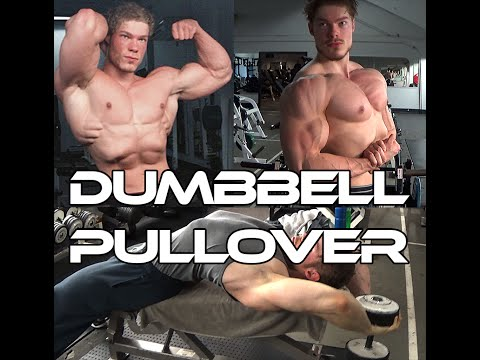 HOW TO AND WHY: Dumbbell Pullover [Wide Lats, Thick Chest]