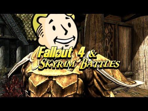 Skyrim Battles - Public Service Announcement January 2016