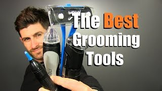 4 BEST Grooming Tools In The Universe *IMO | Gadgets WORTH The $$$