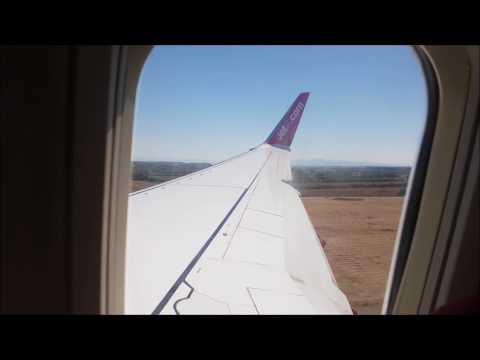 Jet2 LS791 Landing in Rome FCO