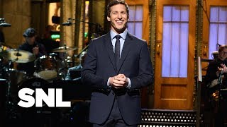 Download Andy Samberg Impressions Monologue - Saturday Night Live Video