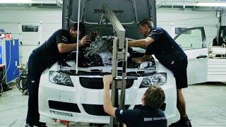 BMW 320si WTCC Development