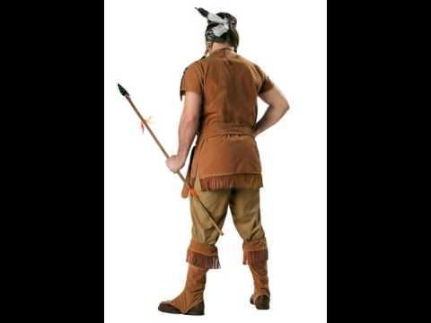 Indian Brave Adult Mens Costume
