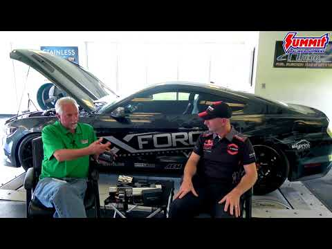 XForce Varex Exhaust System on 2014 Ford Mustang - Dyno Results Included!