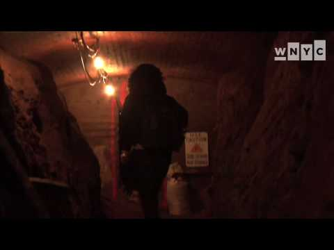 Touring Brooklyn's Lost Subway Tunnel