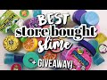 Download Video Download Best Store-bought Slimes⁉️+ giveaway!   MINTYSLIMEY 3GP MP4 FLV