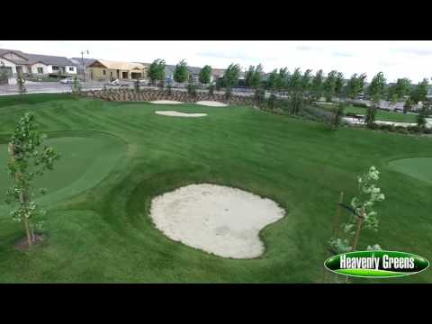 Heavenly Greens Artificial Turf Systems – Putting Green Installation, Manteca, CA