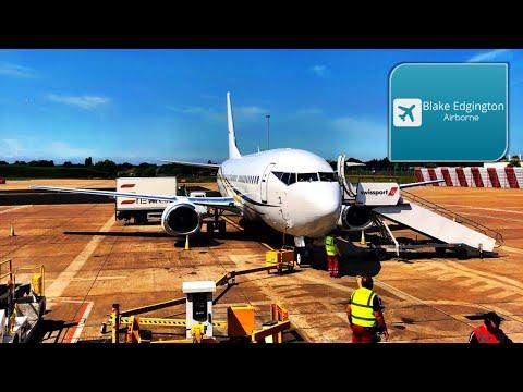 PRIMERA AIR  | Economy Class | Malaga to Birmingham | Flight review