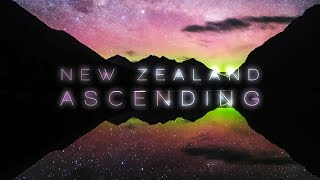 NEW ZEALAND ASCENDING | 8K TIMELAPSE