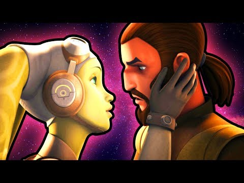 Top 5 Reasons We LOVE Hera and Kanan's Relationship in Star Wars Rebels