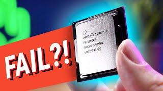 BIG FAIL?! Die neuen Intel i9-11900K & i5-11600K im Test!!