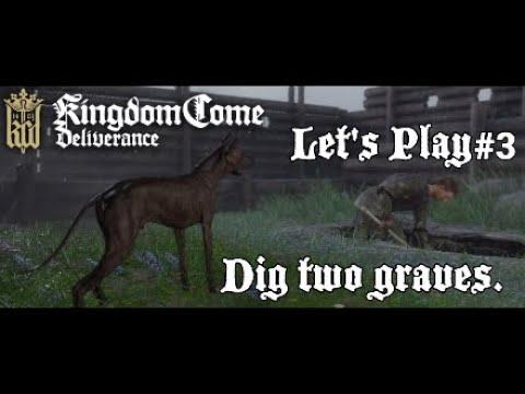 Kingdom Come Deliverance Let's Play #3