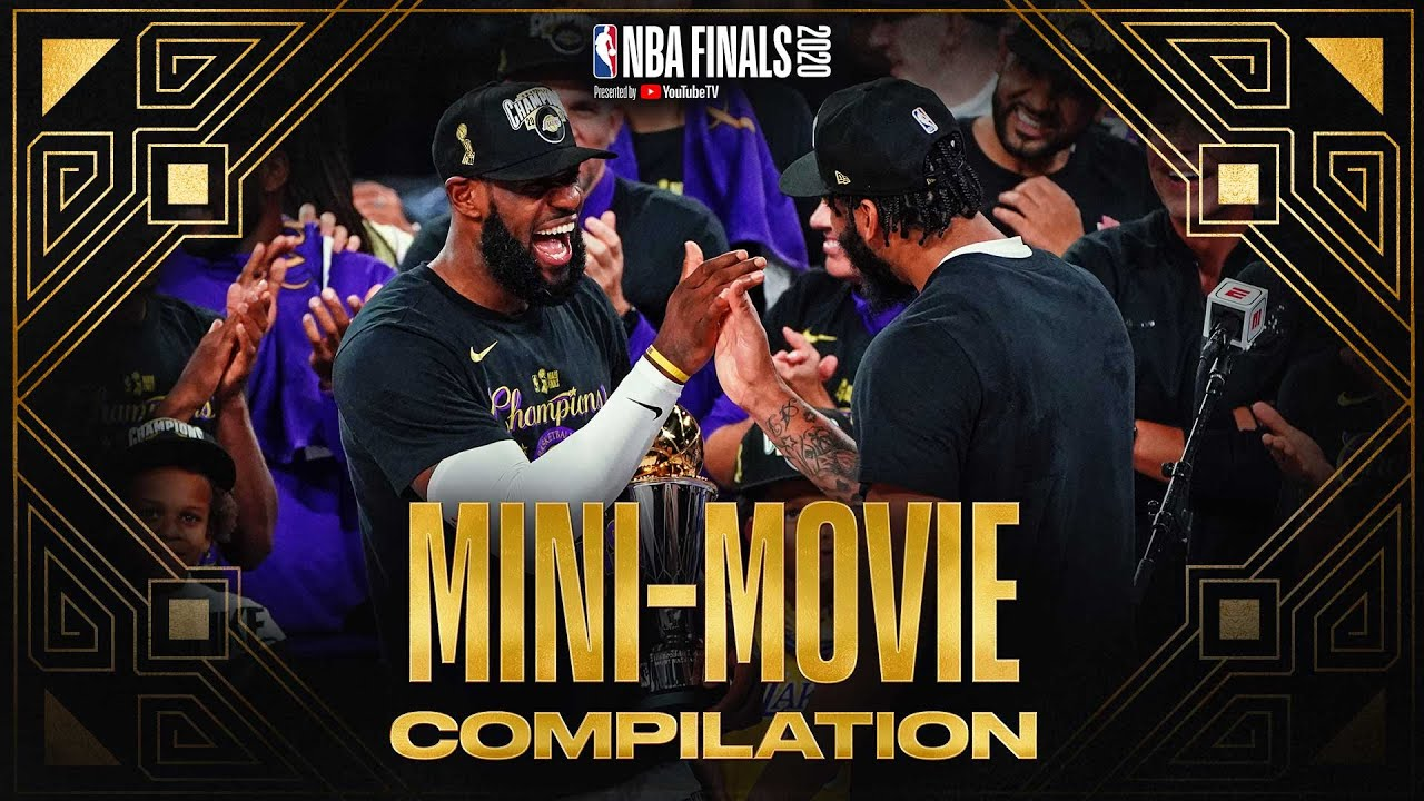 Lakers vs. Heat | 2020 NBA Finals Mini-Movie FULL Compilation 🏆
