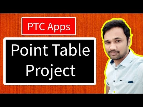 Android Point Table Project appybuilder/thunkable bangla Tutorial
