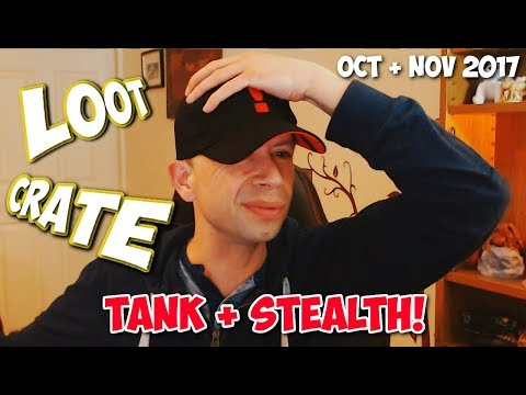 Loot Gaming Nov and Dec 2017 + Channel Update!
